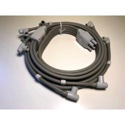 4 chamber Leg hoses