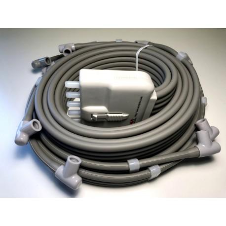 6 chamber Leg hoses