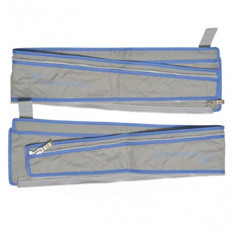 Extension zipper for legg cuffs 15cm (4 chamber)